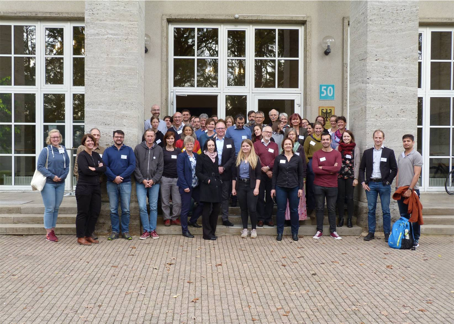 Grouppicture Soil Biota Conference October 2019
