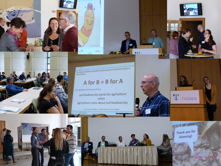 Impressions3 Soil Biota Conference October 2019